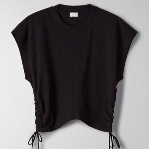 Aritzia Wilfred Rushed T-Shirt